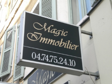 Plus d'infos sur Magic Immobilier